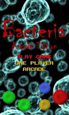 Bacteria Arcade Edition Screenshot