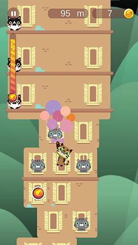 拱廊 Jump! Catch!智能手机