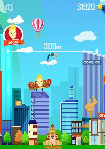 Arcade-Spiele Buddy toss für das Smartphone
