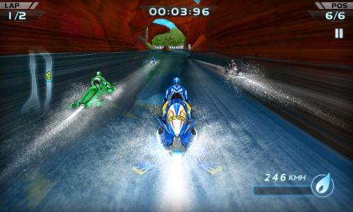 Мультиплеер игры: скачать Powerboat racingна телефон