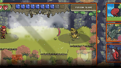 First fang RPG für Android