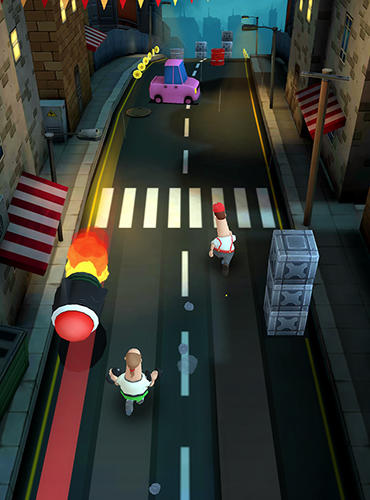 Overspin: Night run für Android