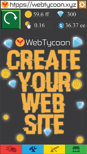 Web tycoon auf Deutsch