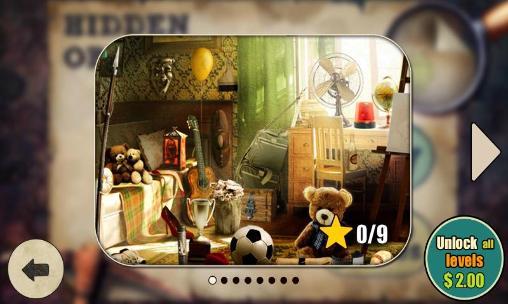 Juegos de agilidad mental Hidden object by Best escape games para teléfono inteligente