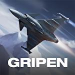 Gripen fighter challenge Symbol