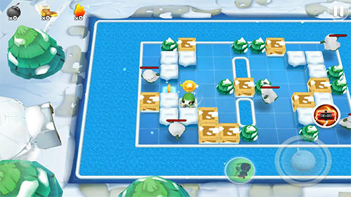 Bomber heroes: Bomberman 3D for Android