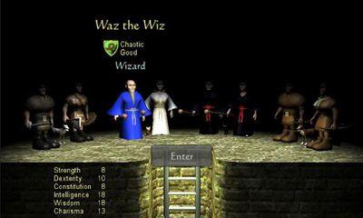 RPG WazHack for smartphone