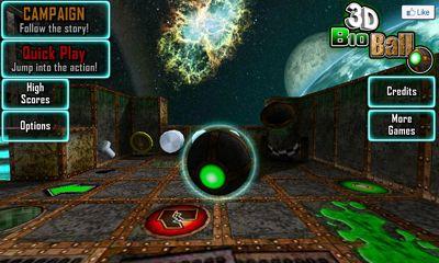 3D Bio Ball HD screenshot 2