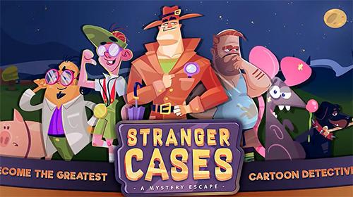 Stranger cases: A mystery escape captura de pantalla 1