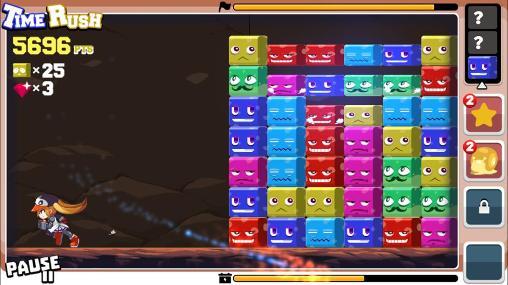 Screenshot Dig Run auf dem iPhone