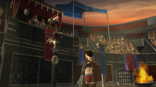 Gladiators: Immortal glory скриншот 2