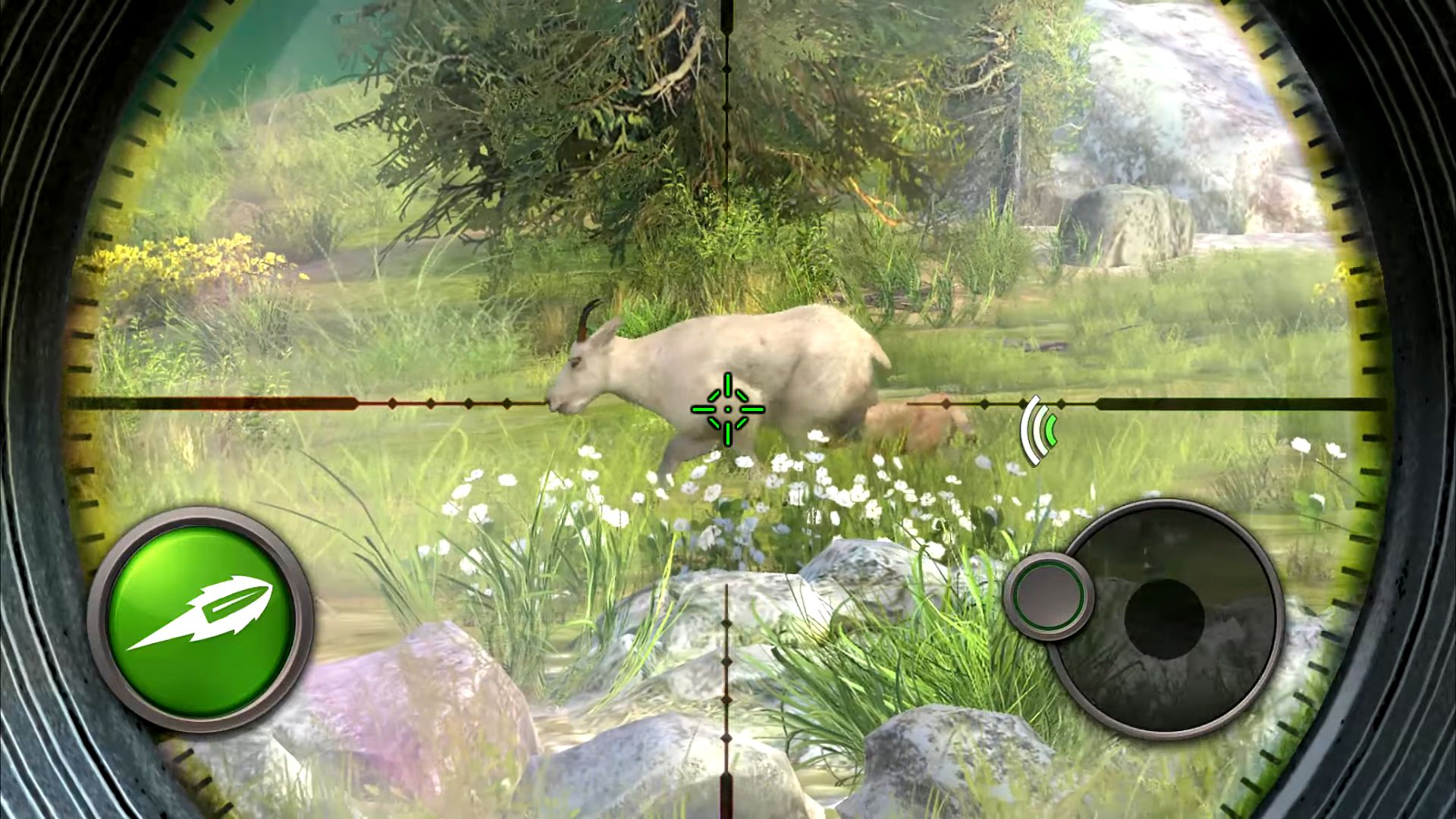 Hunting Clash: Hunter Games - Shooting Simulator capture d'écran 1