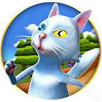 Kitty run: Crazy cats Symbol