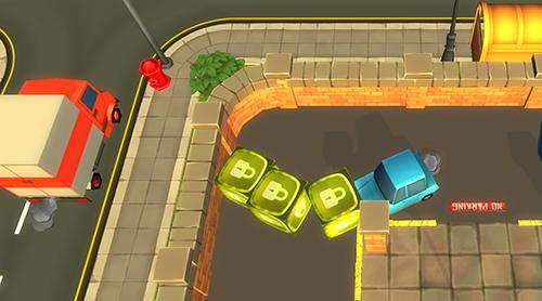 Simulator-Spiele Motel parking: Joe finds job für das Smartphone