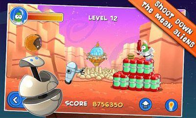 Bert On Mars Screenshot