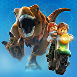 LEGO Jurassic world ícone