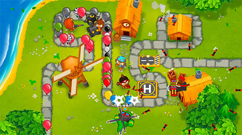 Bloons TD 6 для Android