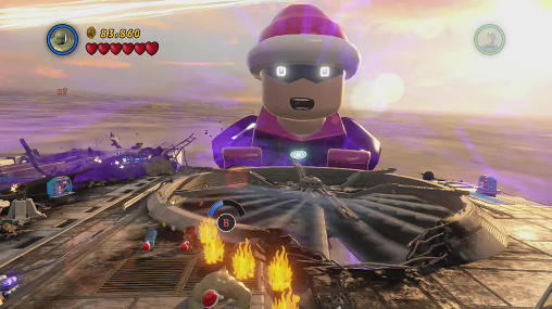 LEGO Marvel super heroes v1.09 скриншот 4
