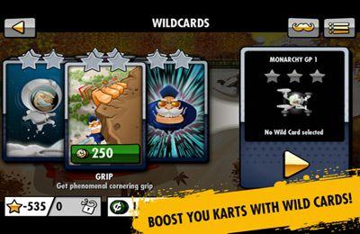 Аркады игры: Red Bull Kart Fighter 3 - Unbeaten Tracks на телефон iOS