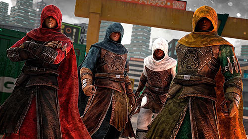Killer's creed soldiers für Android