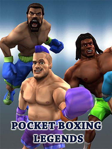 logo Pocket boxing: Legends