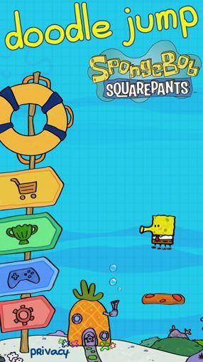 logo Doodle Jump: Spongebob Schwammkopf