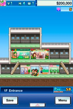 Mega Mall Story for iPhone for free
