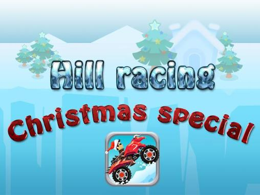 アイコン Hill racing: Christmas special