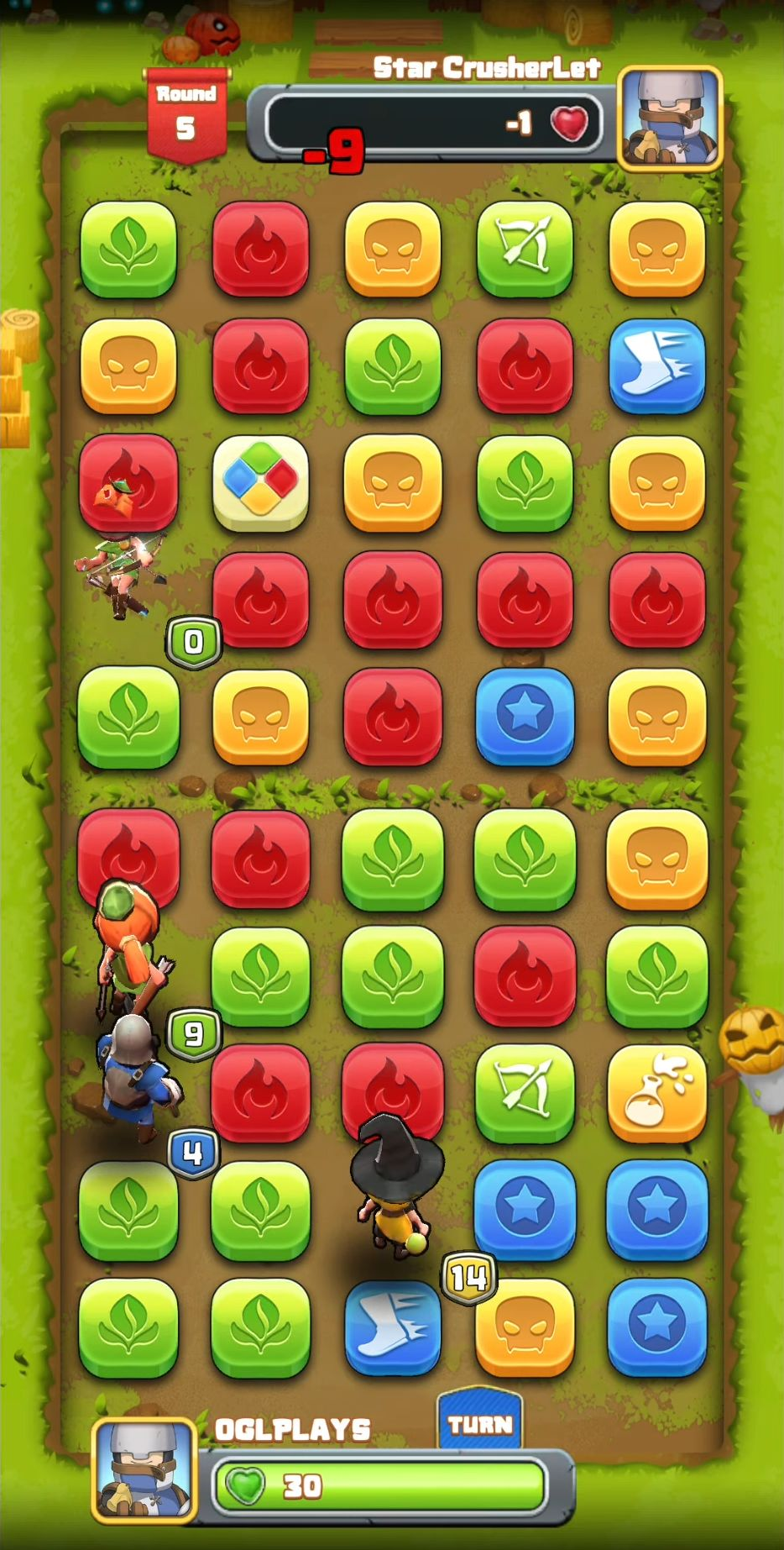 Puzzle Heroes für Android