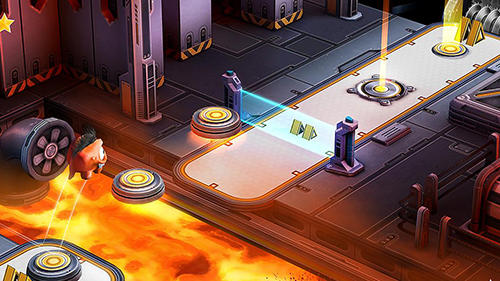 Arcade Save Dash für das Smartphone