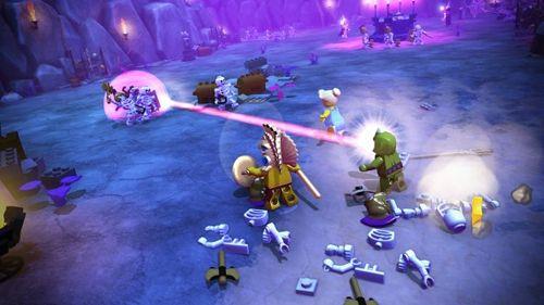 Lego minifigures: En ligne