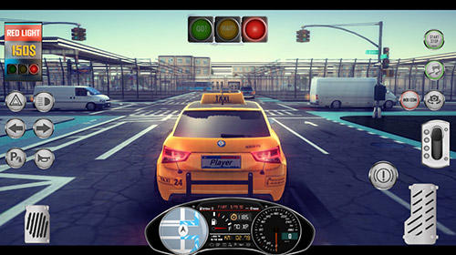 模拟 Taxi: Revolution sim 2019. Amazing taxi sim 2017 v2智能手机