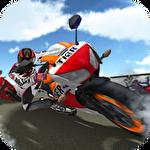 Fast rider motogp racing icon