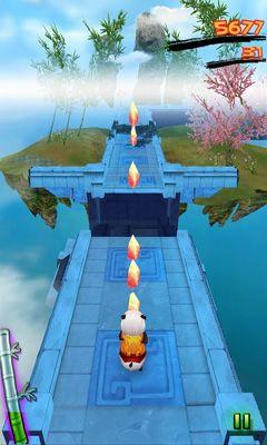 Panda Run HD screenshot 2