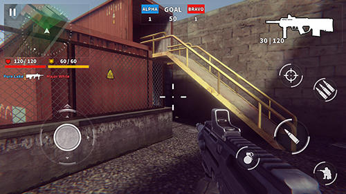 Strike ops for Android