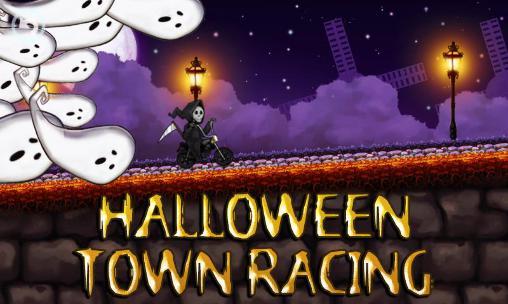 Иконка Halloween town racing