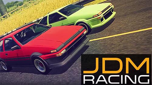 JDM racing captura de tela 1