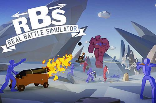 Real battle simulator Screenshot