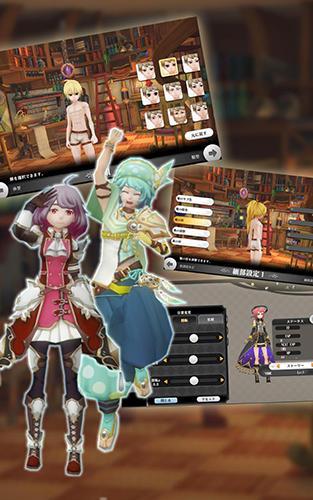 RPG Alchemia story für das Smartphone