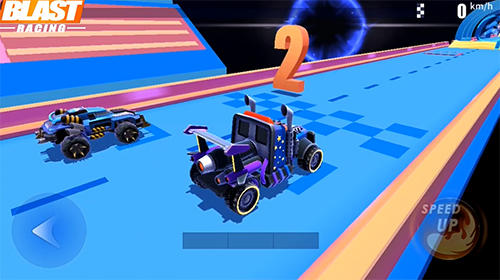 Premier league: Blast racing 2019 capture d'écran 1