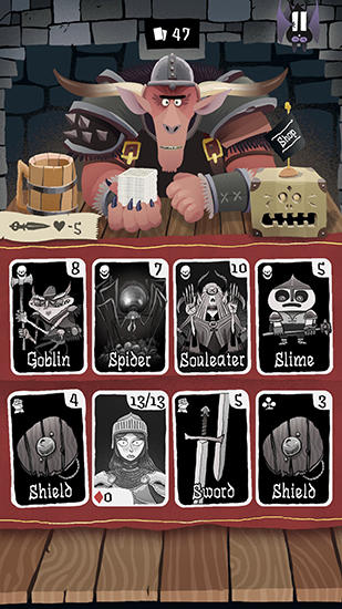 Card crawl скриншот 4
