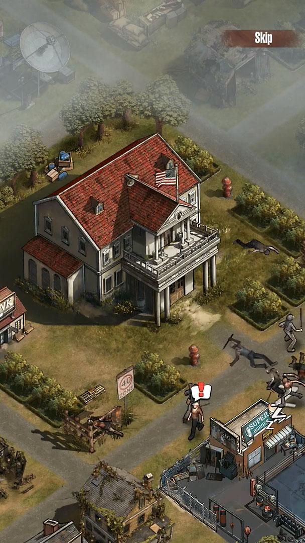 Game of Survival capture d'écran 1