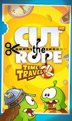 Cut the Rope Time Travel HD icon