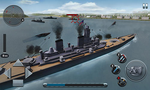 Ships of battle: The Pacific war für Android