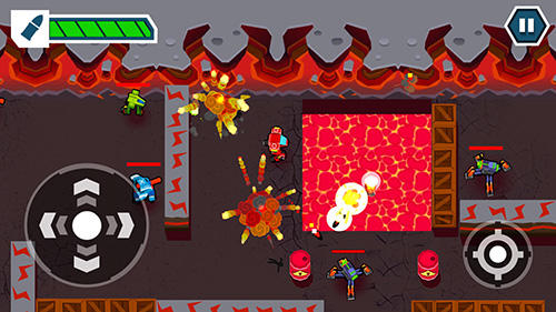 Stickman war machine für Android