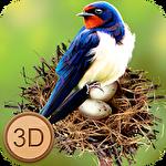 Swallow simulator: Flying bird adventure Symbol