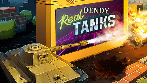 Dendy tanks captura de pantalla 1