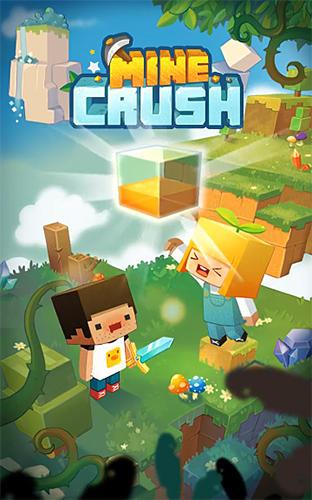 Mine crush: Mine Vill friends Screenshot