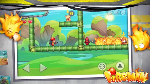 Fireman pour Android