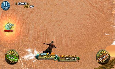 Juegos de carrera Ancient Surfer en español